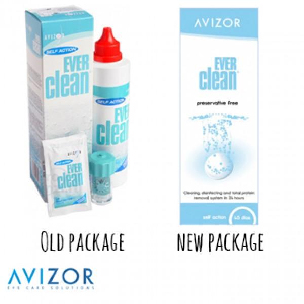 6ed6f6841b979 EVER Clean - Pack 2X - 350 ml