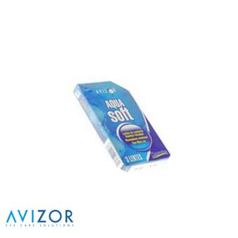 Aqua Soft Asferica - 3 Lentes Contacto