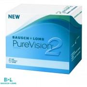PureVision 2  - 6 Lentes Contato