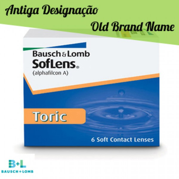 ... SofLens for Astigmatism (Toric) - 6 Contact lenses 1209f0d029