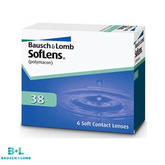 SofLens 38 - 6 Lentes Contacto