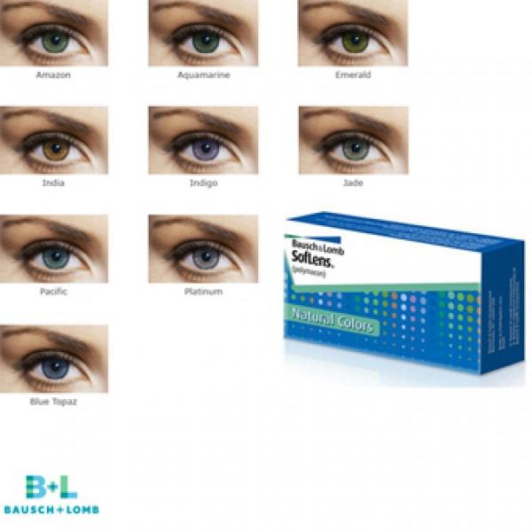 e79bbc6f2c8e9 Contact Lenses Soflens Natural Colors without graduation