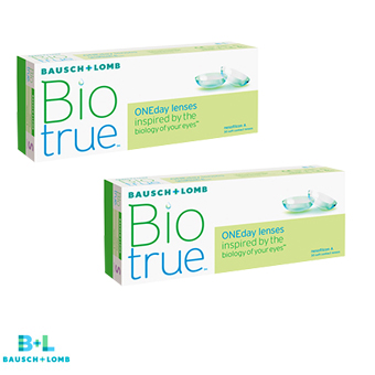 PACK - 2x30 Biotrue ONEday