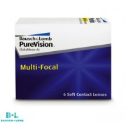 PureVision Multifocal - 6 Lentes Contacto