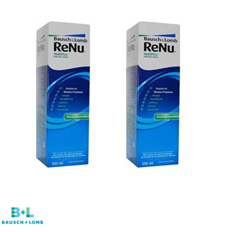 Renu Multiplus - Pack 2X  500 ml