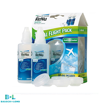 Renu Flight Pack 2 x 60ml