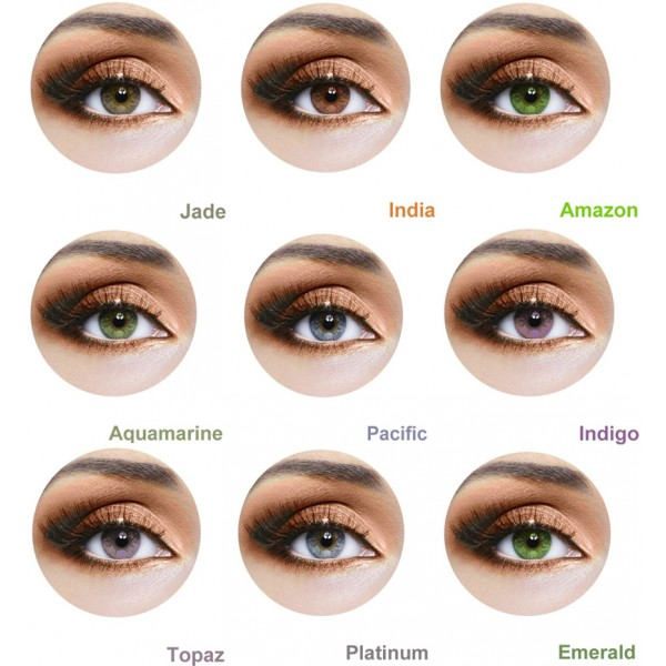 Natural Colored Lenses Bausch Us
