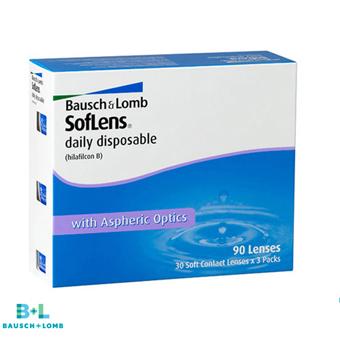 SofLens Daily - 90 Lentes Contacto