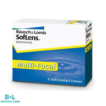 SofLens Multifocal - 6 Lentes Contacto