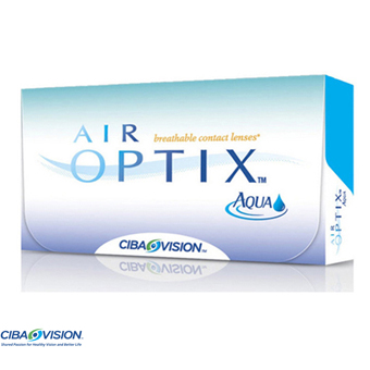 Air Optix Aqua - 3 Lentes Contacto