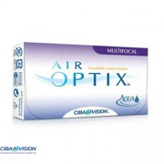 Air Optix Aqua Multifocal - 3 Lentes Contacto