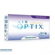 Air Optix Aqua Multifocal - 3 Lentes Contacto