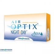 Air Optix Night & Day Aqua - 6 Lentes Contacto