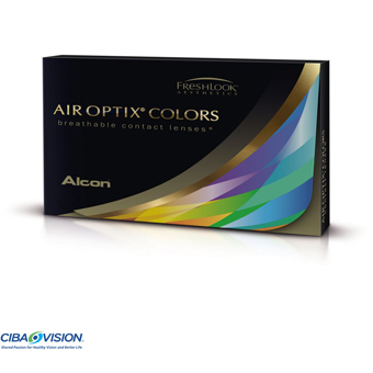 Air Optix Colors Graduada - 2 Lentes de Contacto