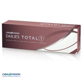 Dailies Total 1 - 30 Lentes de Contacto
