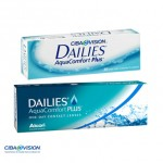 Focus Dailies Aqua Comfort Plus - 30 Contact lenses