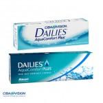 Focus Dailies Aqua Comfort Plus - 30 Lentes Contato