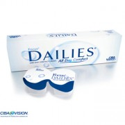 Focus Dailies  All Day Comfort - 30 Lentes Contacto