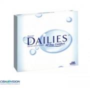 Focus Dailies  All Day Comfort - 90 Lentes Contacto