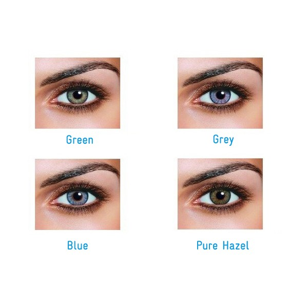 286bb513a Freshlook One Day Contact Lenses without graduation