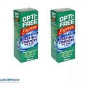 Opti-Free Express -Pack 2X  355 ml