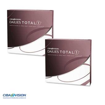 PACK - 2x90 Dailies Total 1