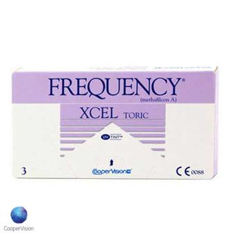 Frequency Xcel Toric - 6 Lentes de Contato
