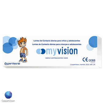 My Vision - 30 Lentes Contato