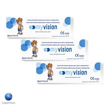 My Vision - 90 Lentes Contacto