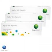 MyDay - 90 Lentes Contato