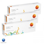 Proclear 1 Day Multifocal - 90 Lentes Contato