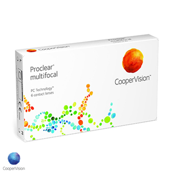 Proclear Multifocal XR - 6 Lentes Contacto