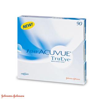 1 Day Acuvue TruEye - 90 Lentes Contacto