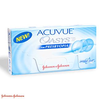 Acuvue Oasys for Presbyopia - 6 Lentes Contacto