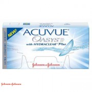 Acuvue Oasys - 12 Lentes Contacto