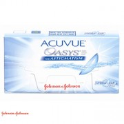 Acuvue Oasys for Astigmatism - 12 Lentes Contacto