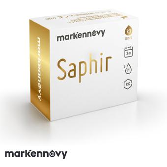 Saphir Trimestral  - 1 Lente de contato